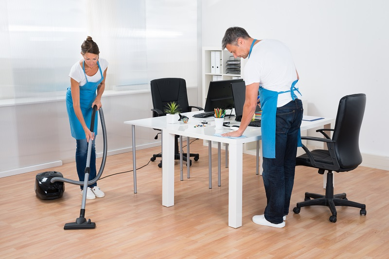 Cleaning - services