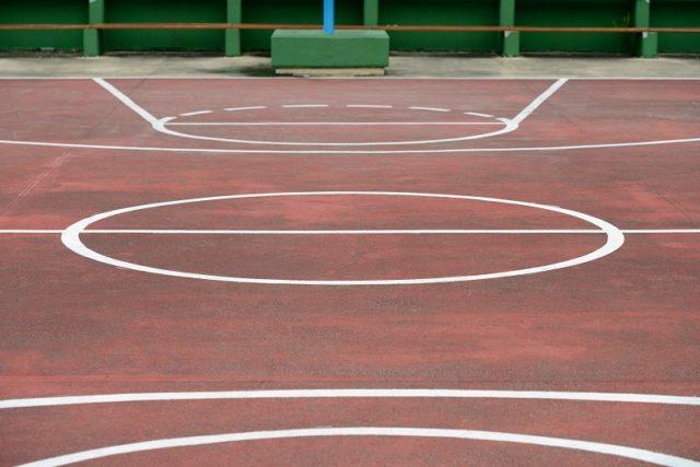 School Playground Marking.