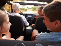 Drinking and Driving With Kids