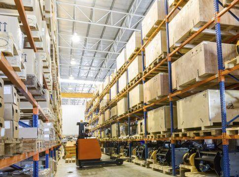Forklift-racks