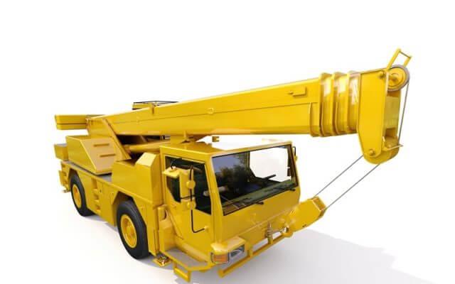 Mobile Crane Rentals