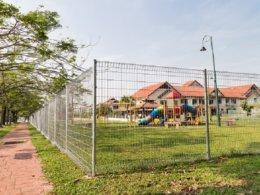 School-Fencing