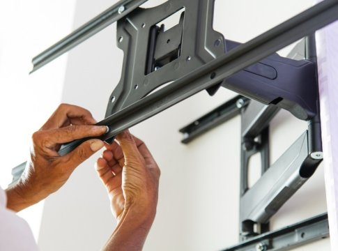 TV Wall Mount Cabinets
