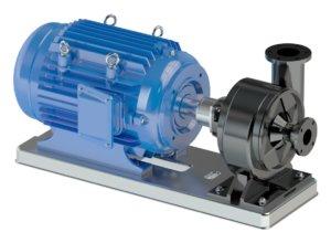 Dry Vane Pump