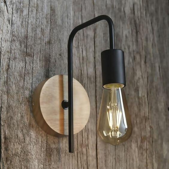 Retro simple wall lamp